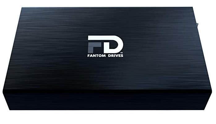 Fantom Drives External Hard Drive