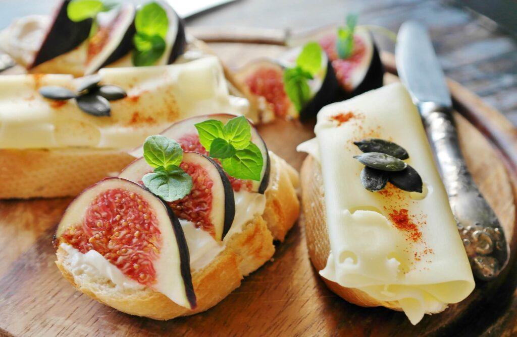 Take Food Photos on Natural Light